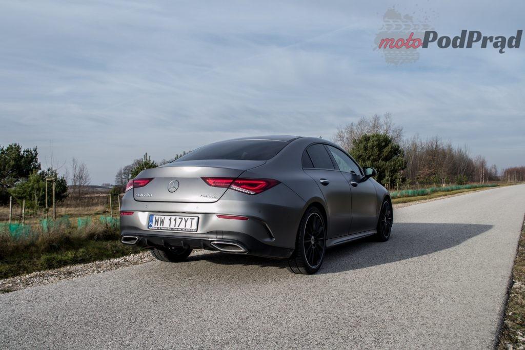 DSC 3731 1024x683 Test: Mercedes Benz CLA 220 4Matic   na temat premium słów kilka