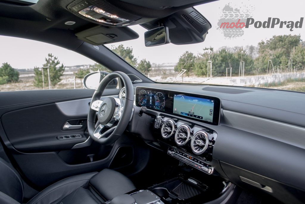 DSC 3733 1024x683 Test: Mercedes Benz CLA 220 4Matic   na temat premium słów kilka
