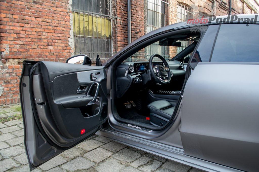 DSC 3754 1024x683 Test: Mercedes Benz CLA 220 4Matic   na temat premium słów kilka