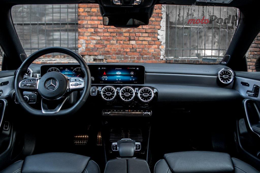 DSC 3758 1024x683 Test: Mercedes Benz CLA 220 4Matic   na temat premium słów kilka