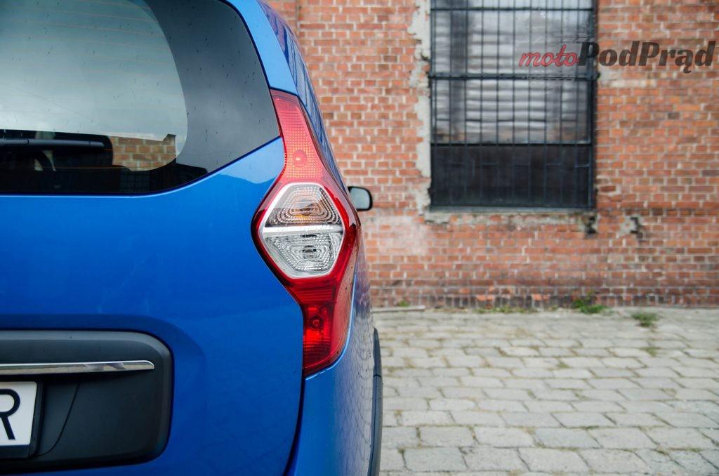 Dacia Lodgy 10 1024x678 Test: Dacia Lodgy Stepway   tania, ale spełniająca oczekiwania