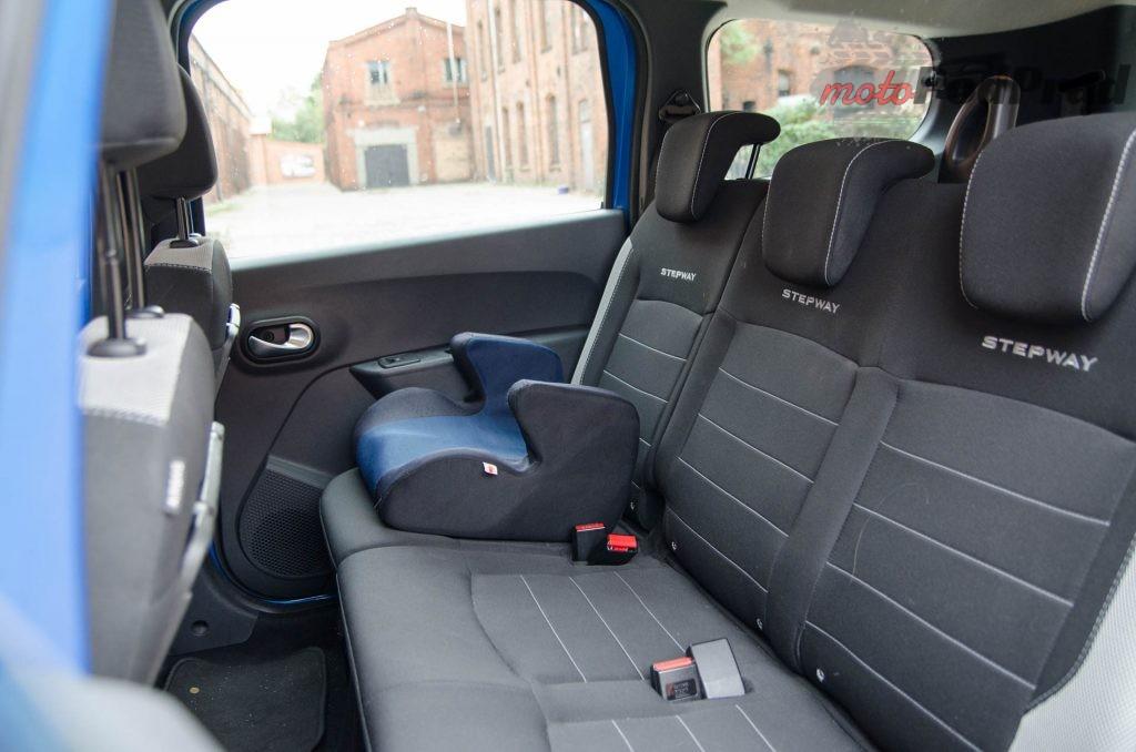 Dacia Lodgy 11 1024x678 Test: Dacia Lodgy Stepway   tania, ale spełniająca oczekiwania