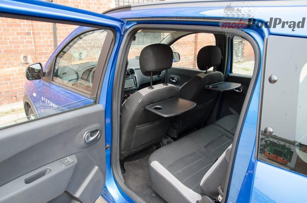Dacia Lodgy 16 1024x678 Test: Dacia Lodgy Stepway   tania, ale spełniająca oczekiwania