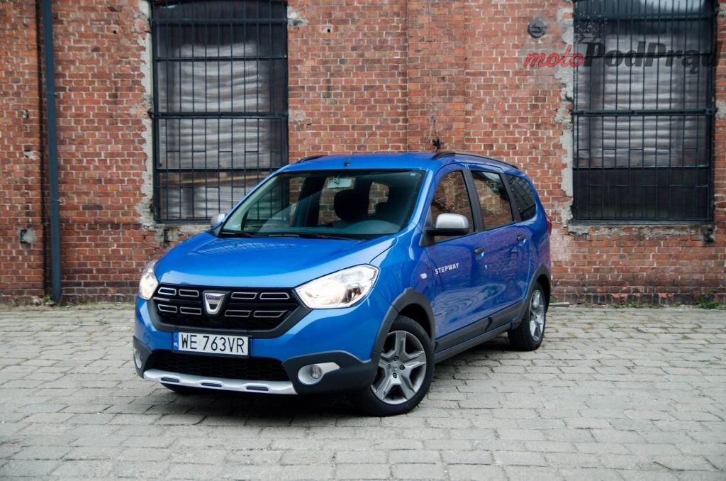 Dacia Lodgy 6 1024x678 Test: Dacia Lodgy Stepway   tania, ale spełniająca oczekiwania