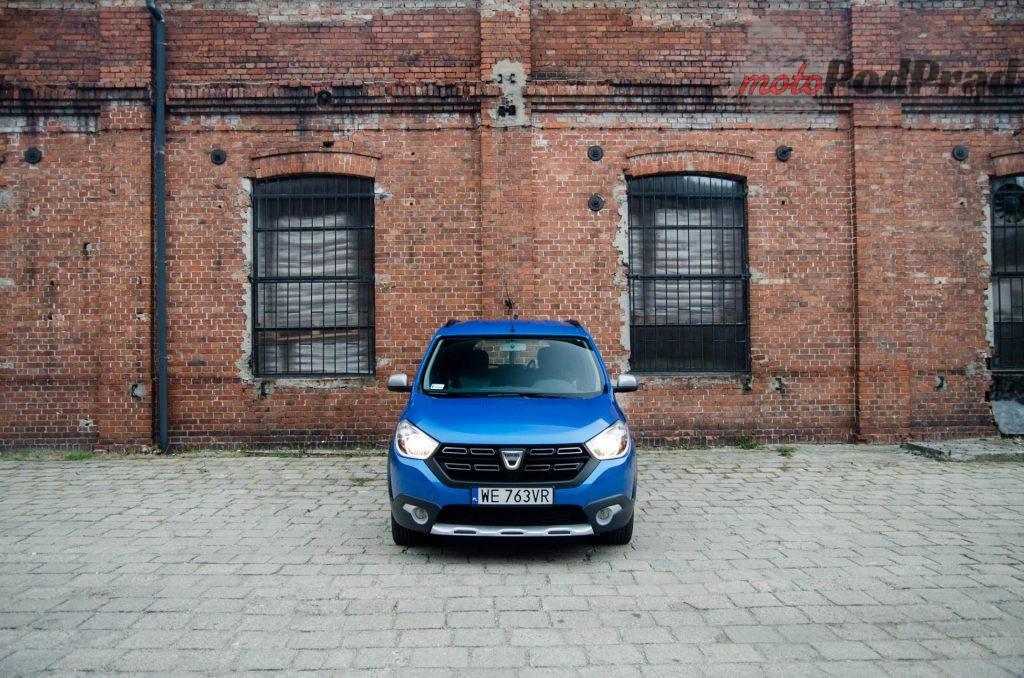 Dacia Lodgy 7 1024x678 Test: Dacia Lodgy Stepway   tania, ale spełniająca oczekiwania