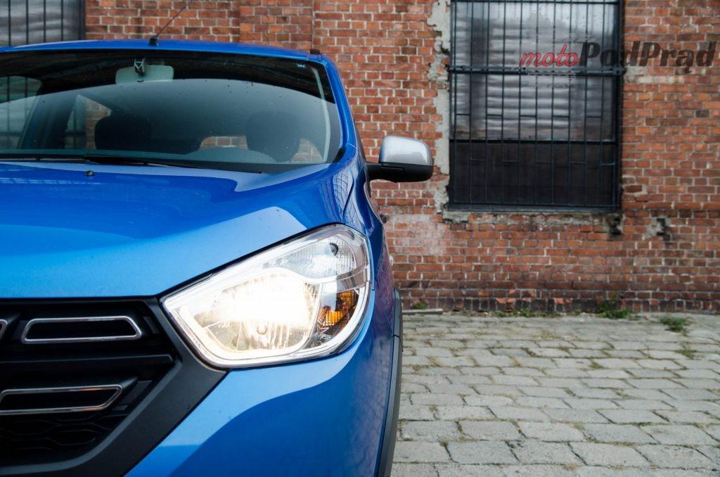 Dacia Lodgy 8 1024x678 Test: Dacia Lodgy Stepway   tania, ale spełniająca oczekiwania