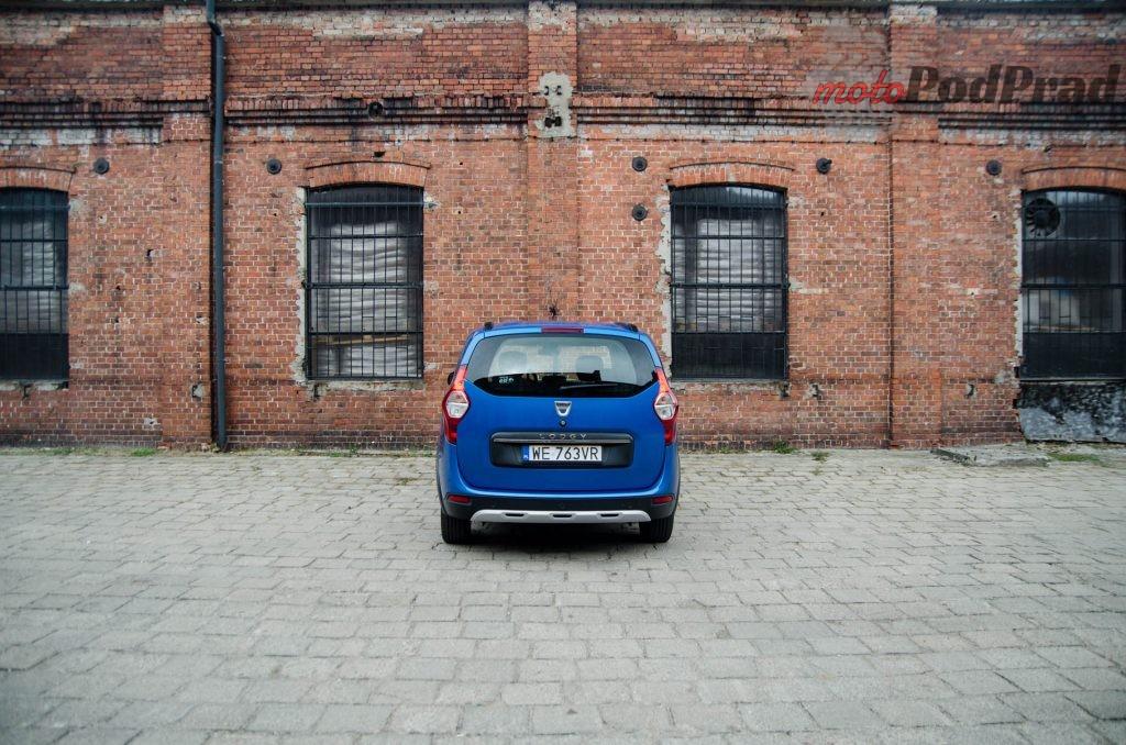 Dacia Lodgy 9 1024x678 Test: Dacia Lodgy Stepway   tania, ale spełniająca oczekiwania