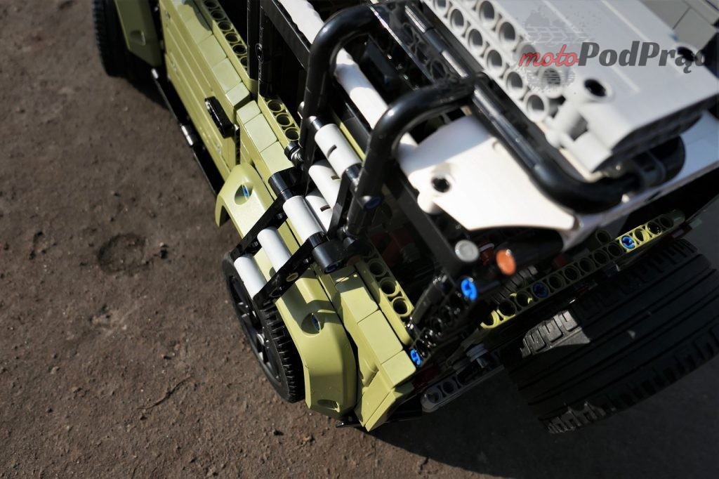 Lego Defender 11 1024x682 Przygoda z Lego   Land Rover Defender