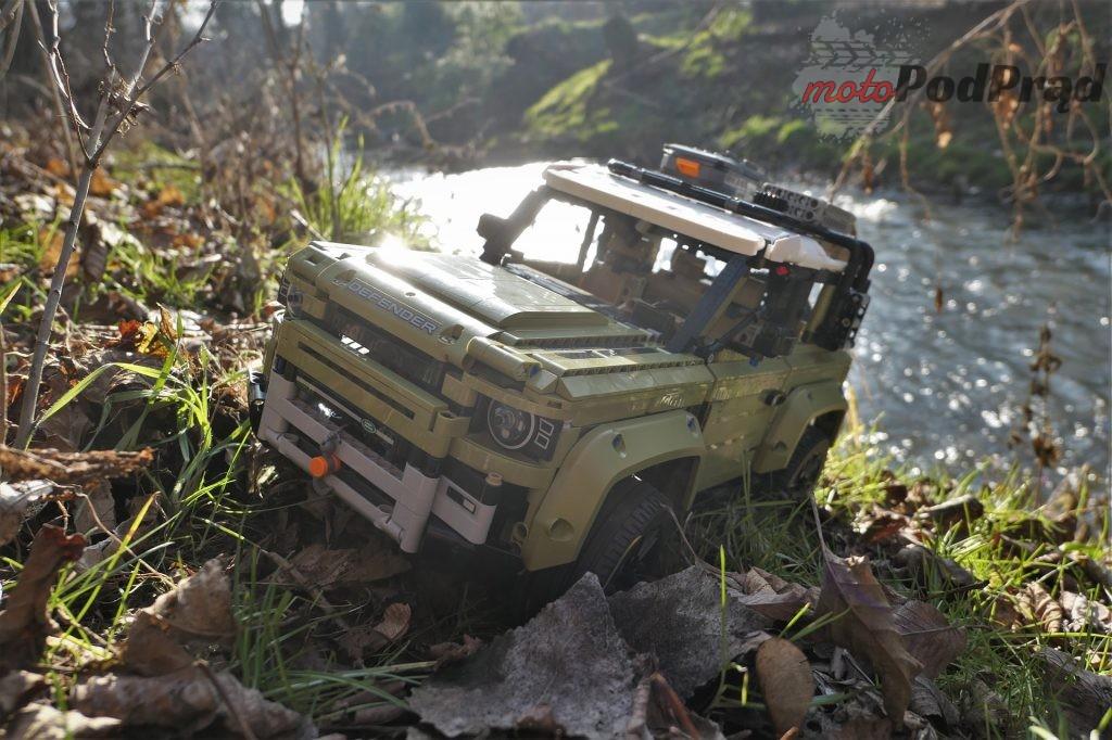 Lego Defender 15 1024x682 Przygoda z Lego   Land Rover Defender