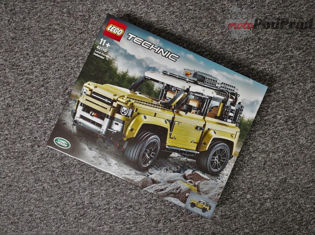 Lego Defender 2 1024x764 Przygoda z Lego   Land Rover Defender