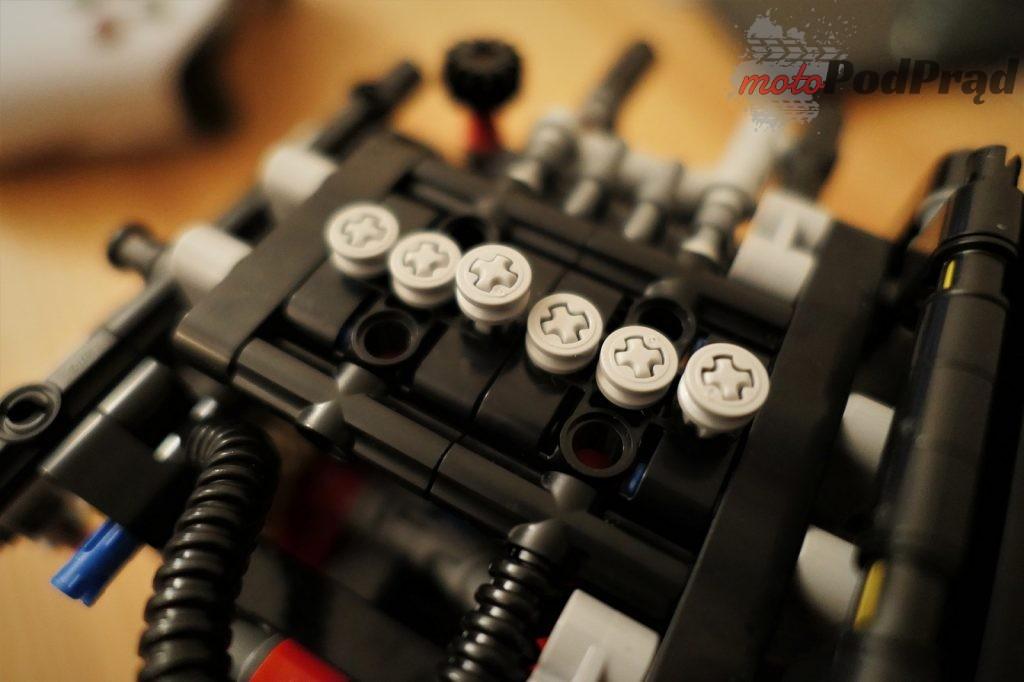 Lego Defender 27 1024x682 Przygoda z Lego   Land Rover Defender