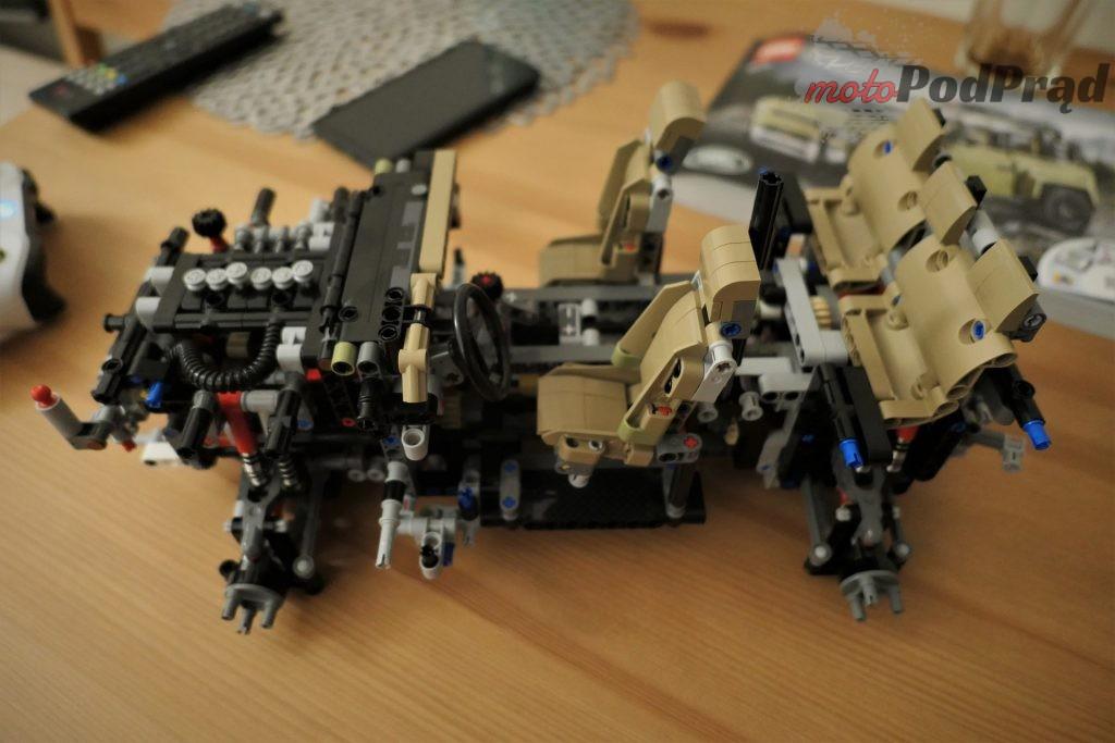 Lego Defender 29 1024x683 Przygoda z Lego   Land Rover Defender
