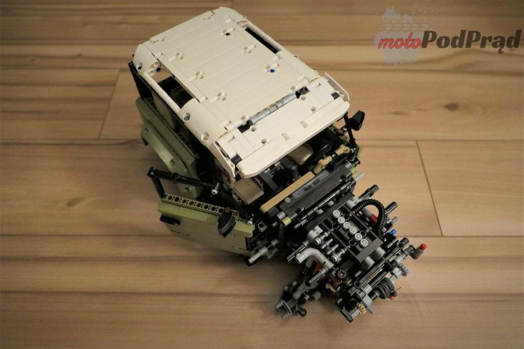 Lego Defender 31 1024x682 Przygoda z Lego   Land Rover Defender
