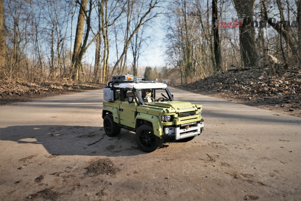 Lego Defender 36 1024x683 Przygoda z Lego   Land Rover Defender