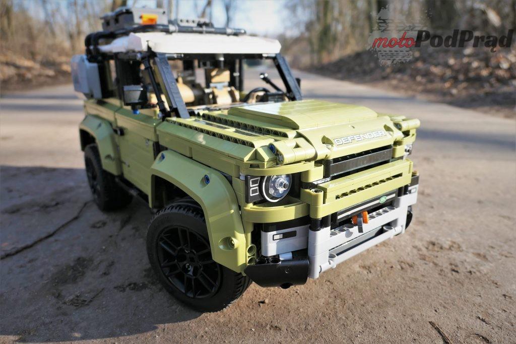 Lego Defender 37 1024x683 Przygoda z Lego   Land Rover Defender