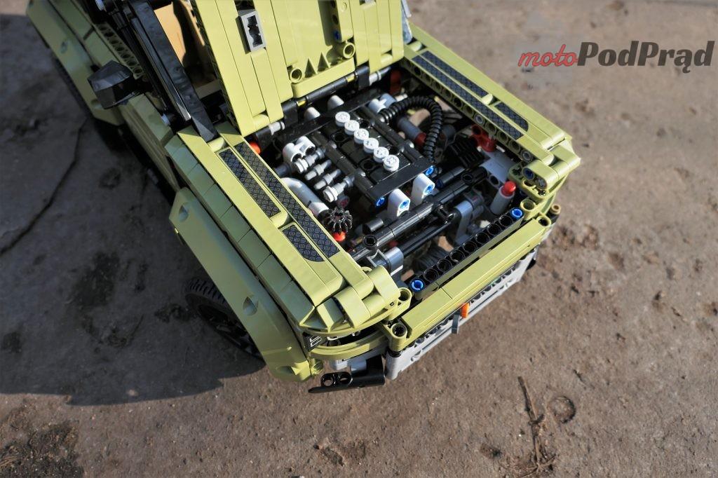 Lego Defender 38 1024x682 Przygoda z Lego   Land Rover Defender