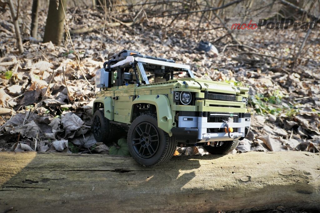 Lego Defender 45 1024x683 Przygoda z Lego   Land Rover Defender
