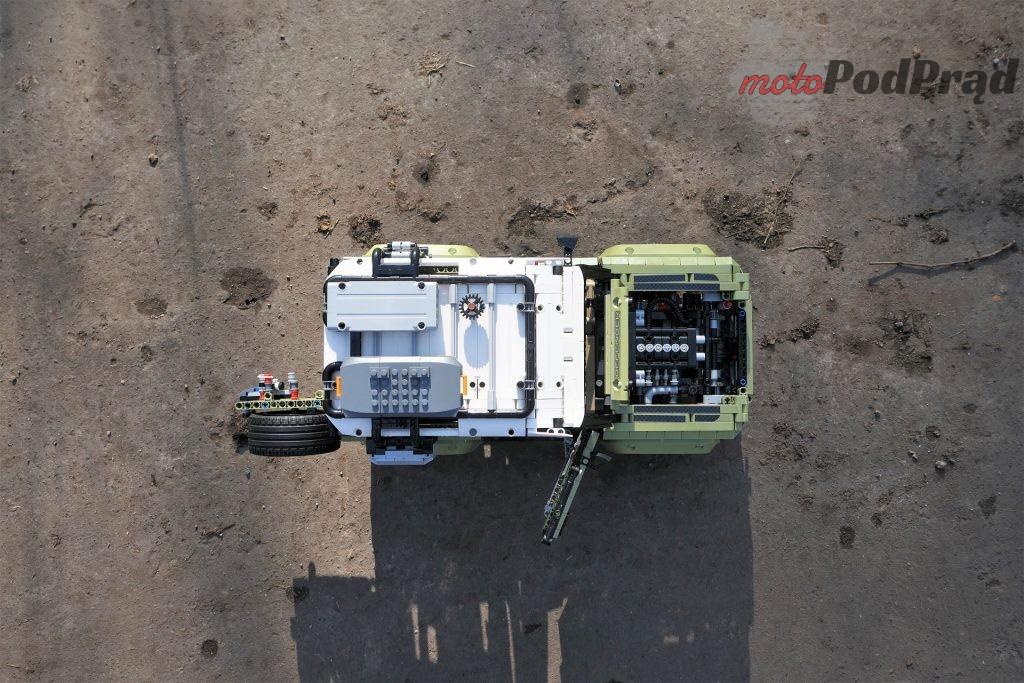 Lego Defender 8 1024x683 Przygoda z Lego   Land Rover Defender