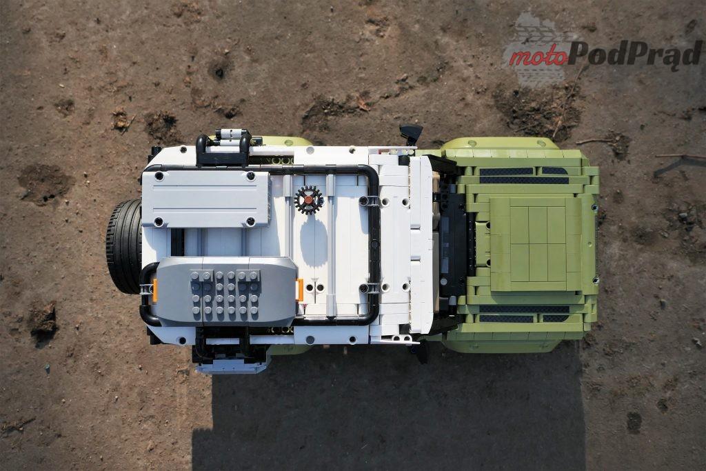 Lego Defender 9 1024x683 Przygoda z Lego   Land Rover Defender