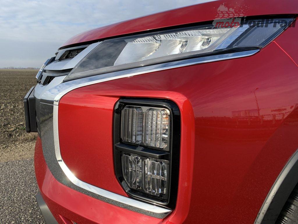 Mitsubishi ASX 12 1024x768 Test: Mitsubishi ASX   odświeżone, ale dla kogo?