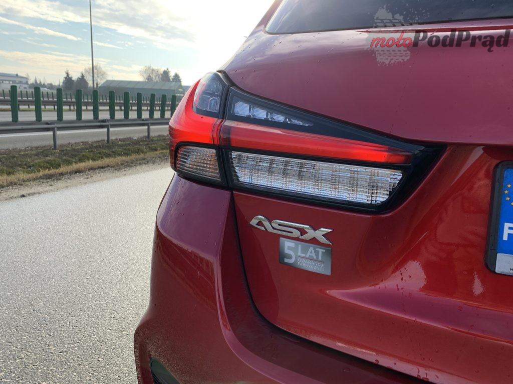 Mitsubishi ASX 14 1024x768 Test: Mitsubishi ASX   odświeżone, ale dla kogo?