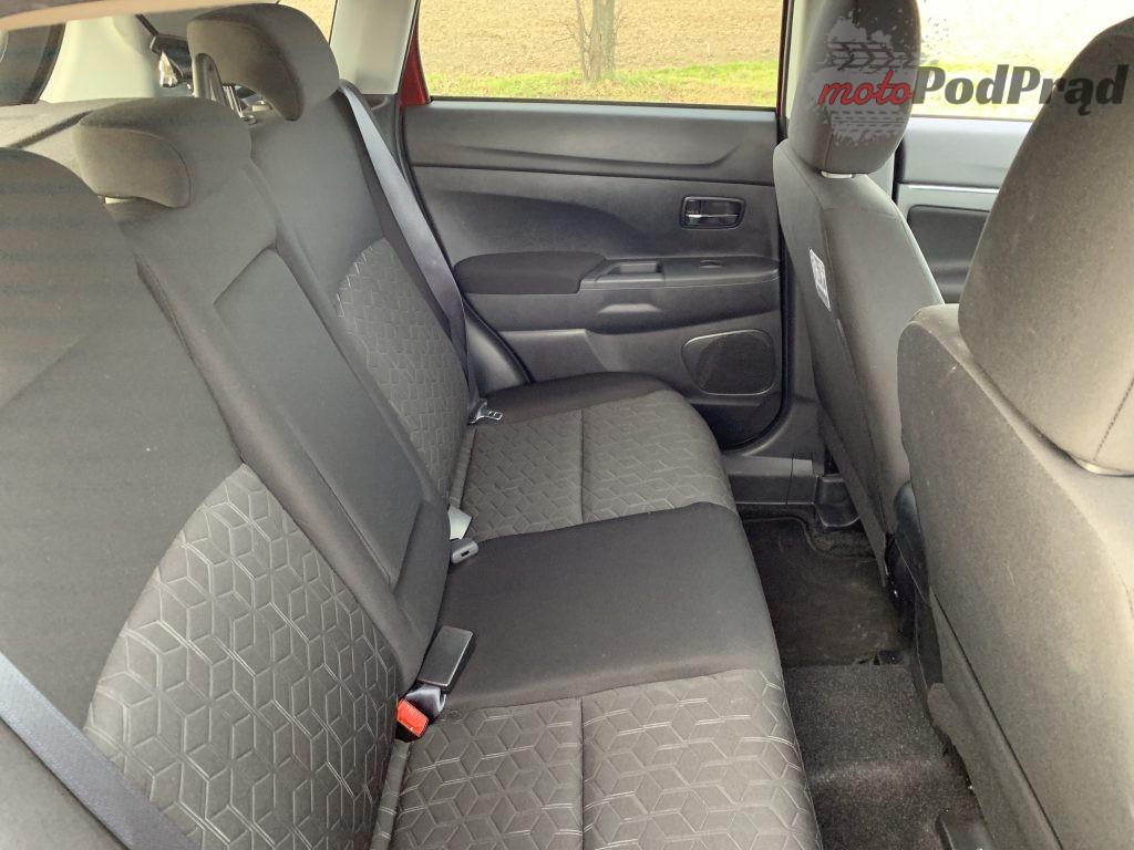 Mitsubishi ASX 40 1024x768 Test: Mitsubishi ASX   odświeżone, ale dla kogo?