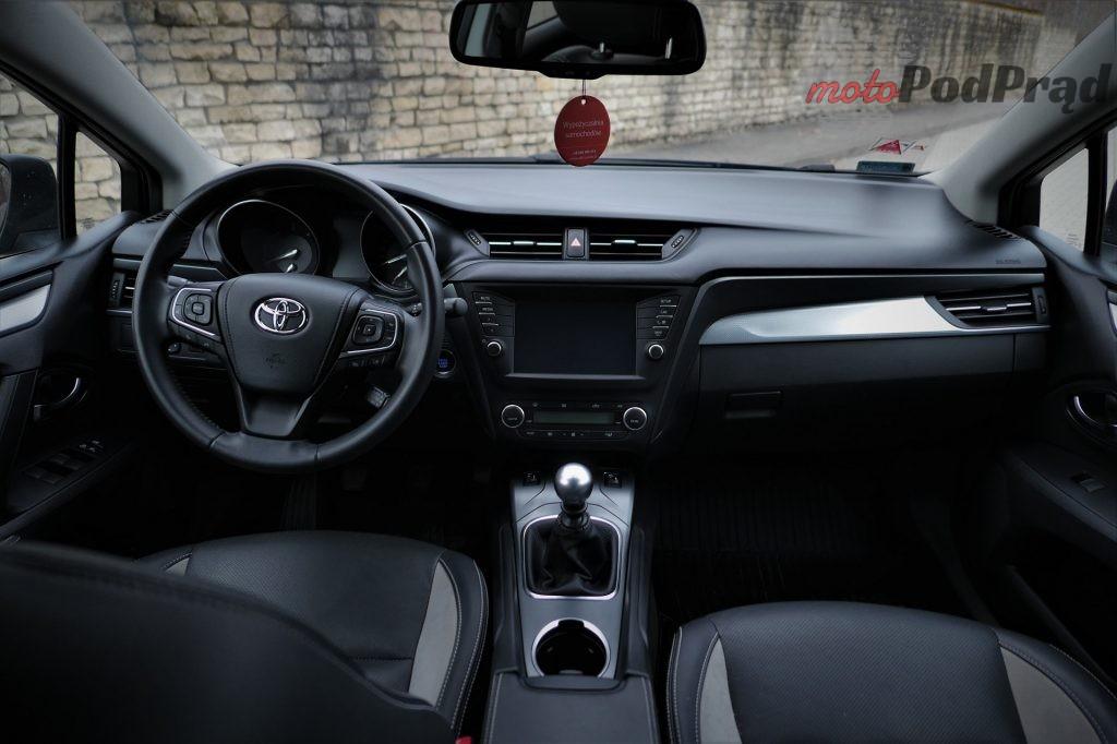 Odkryj Auto Toyota Avensis 8 1024x682 Odkryj z nami auto   Toyota Avensis Kombi