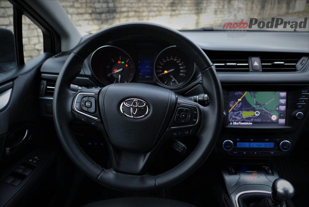 Odkryj Auto Toyota Avensis 9 1024x687 Odkryj z nami auto   Toyota Avensis Kombi