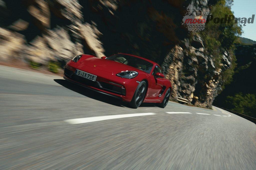 Porsche 718 GTS 40 10 1024x682 Porsche 718 GTS jednak z 6 cylindrowym silnikiem