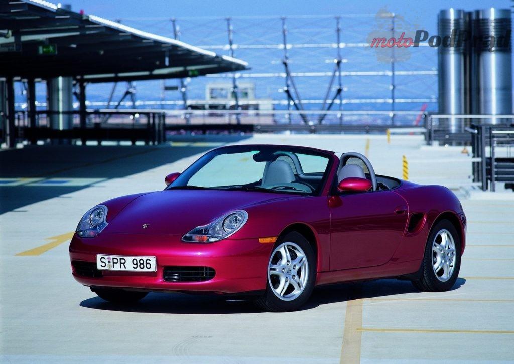 Porsche Boxster 2001 1280 03 1024x726 Fura na weekend   używane Porsche Boxster 986