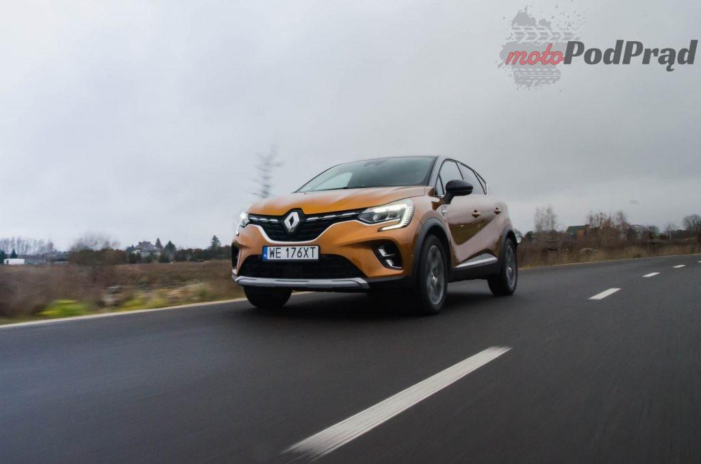 Renault Captur 1 1024x678 Test: Renault Captur 1.3 TCe   czy powtórzy sukces poprzednika?