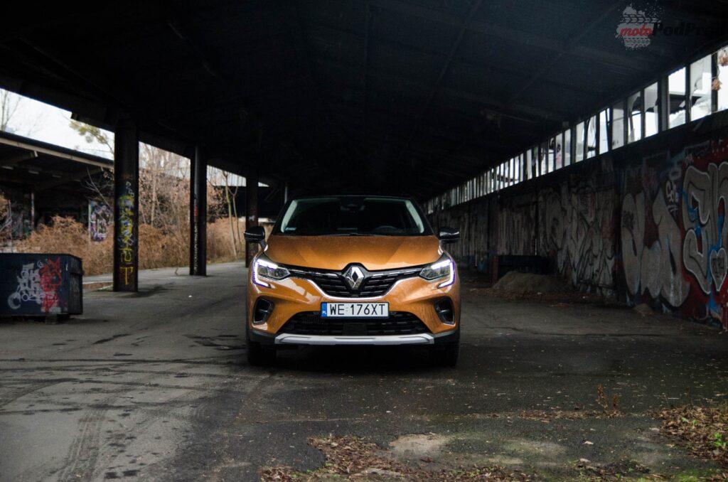 Renault Captur 13 1024x678 Test: Renault Captur 1.3 TCe   czy powtórzy sukces poprzednika?