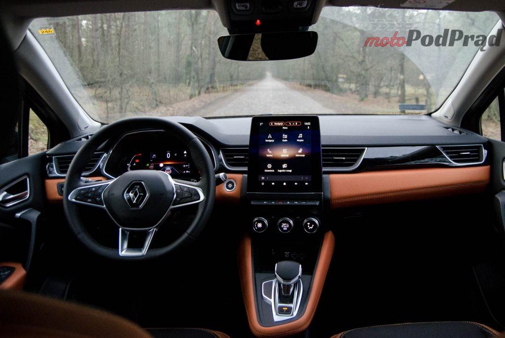 Renault Captur 15 1024x685 Test: Renault Captur 1.3 TCe   czy powtórzy sukces poprzednika?