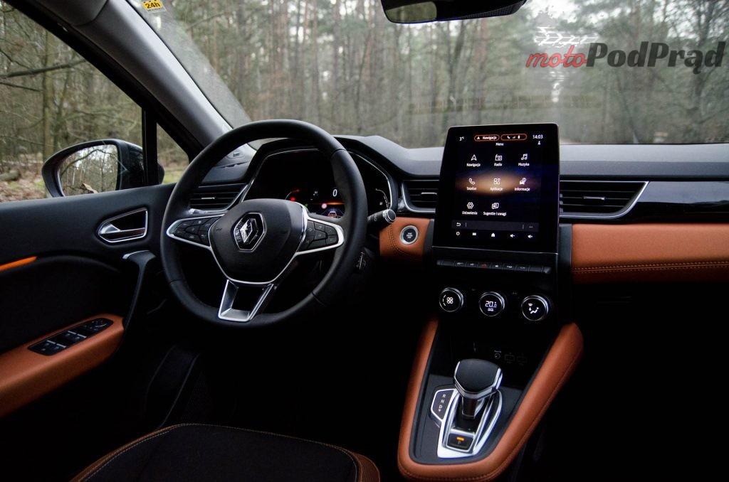 Renault Captur 16 1024x678 Test: Renault Captur 1.3 TCe   czy powtórzy sukces poprzednika?