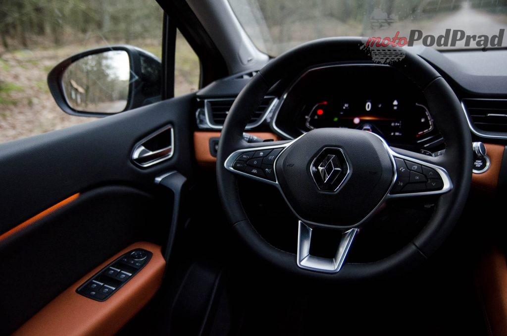 Renault Captur 17 1024x678 Test: Renault Captur 1.3 TCe   czy powtórzy sukces poprzednika?