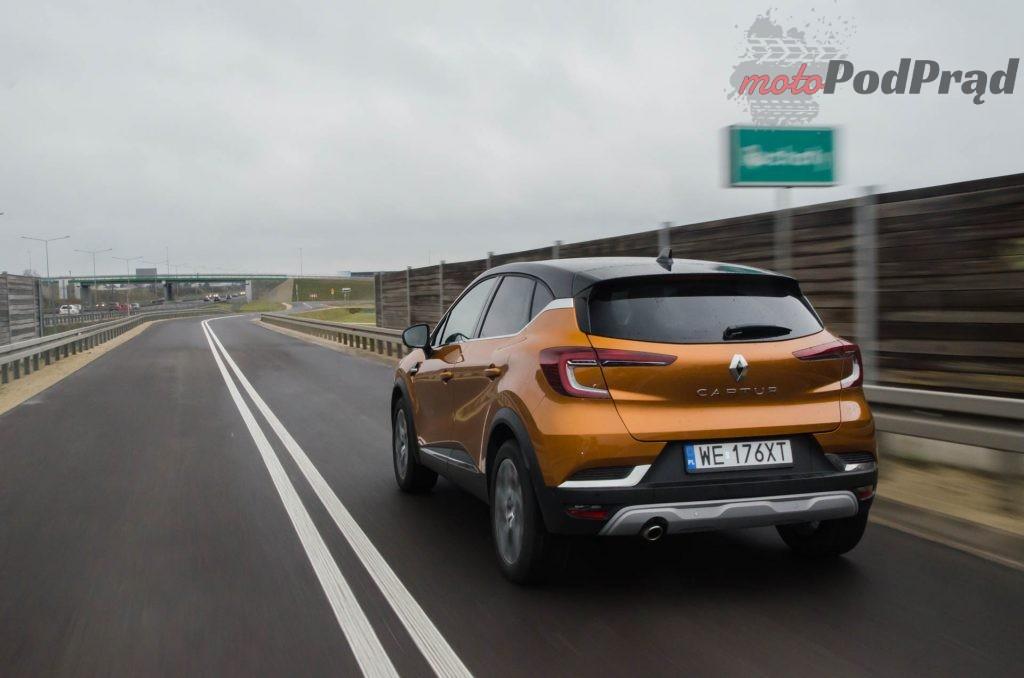 Renault Captur 2 1024x678 Test: Renault Captur 1.3 TCe   czy powtórzy sukces poprzednika?