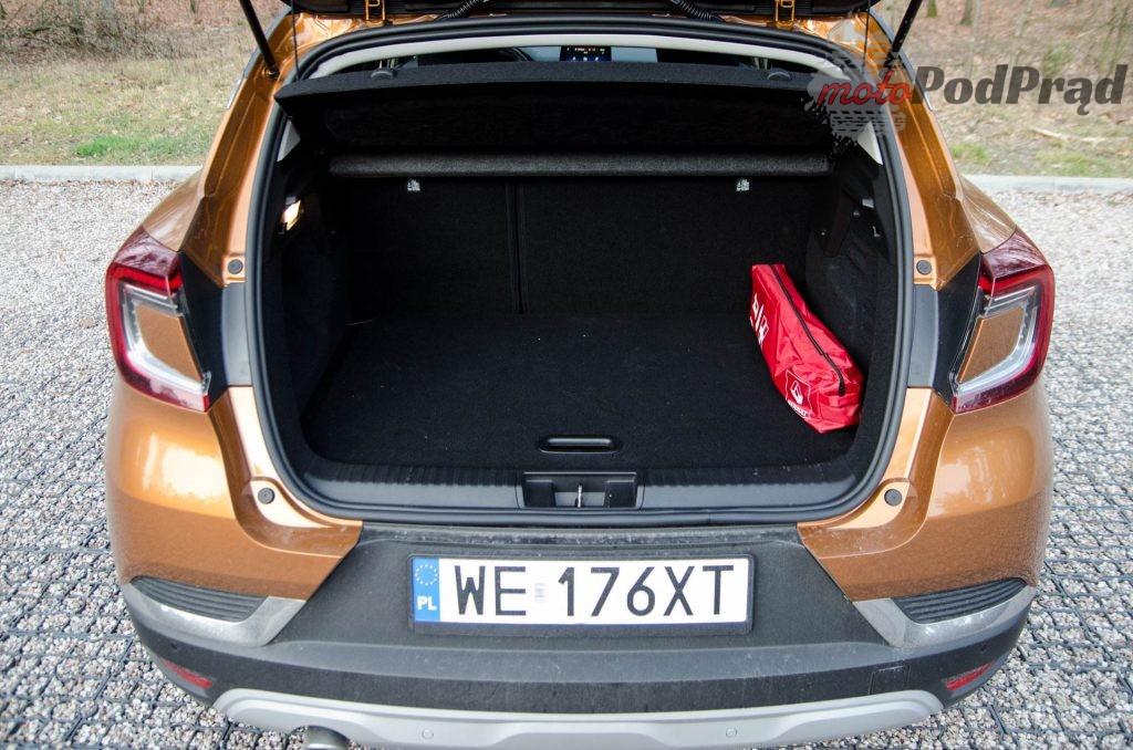 Renault Captur 22 1024x678 Test: Renault Captur 1.3 TCe   czy powtórzy sukces poprzednika?