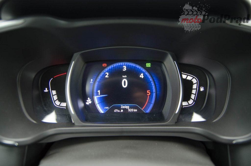 Renault Kadjar 14 1024x678 Test: Renault Kadjar Intense   małe/wielkie zmiany