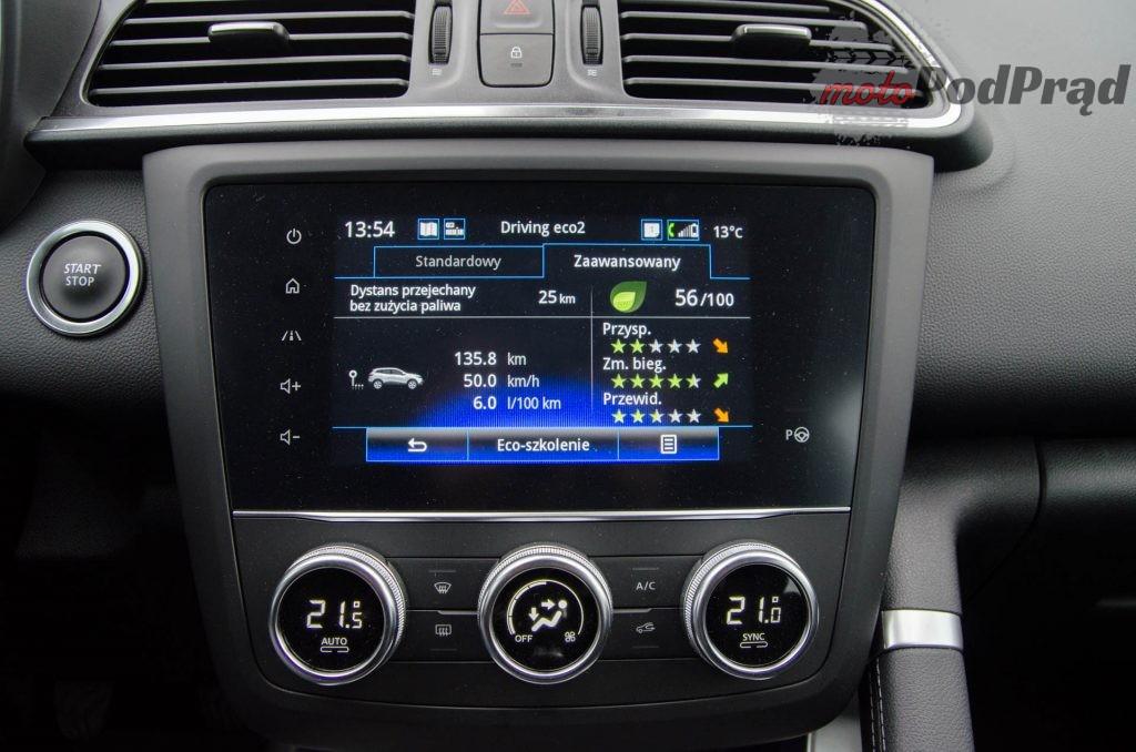 Renault Kadjar 15 1024x678 Test: Renault Kadjar Intense   małe/wielkie zmiany