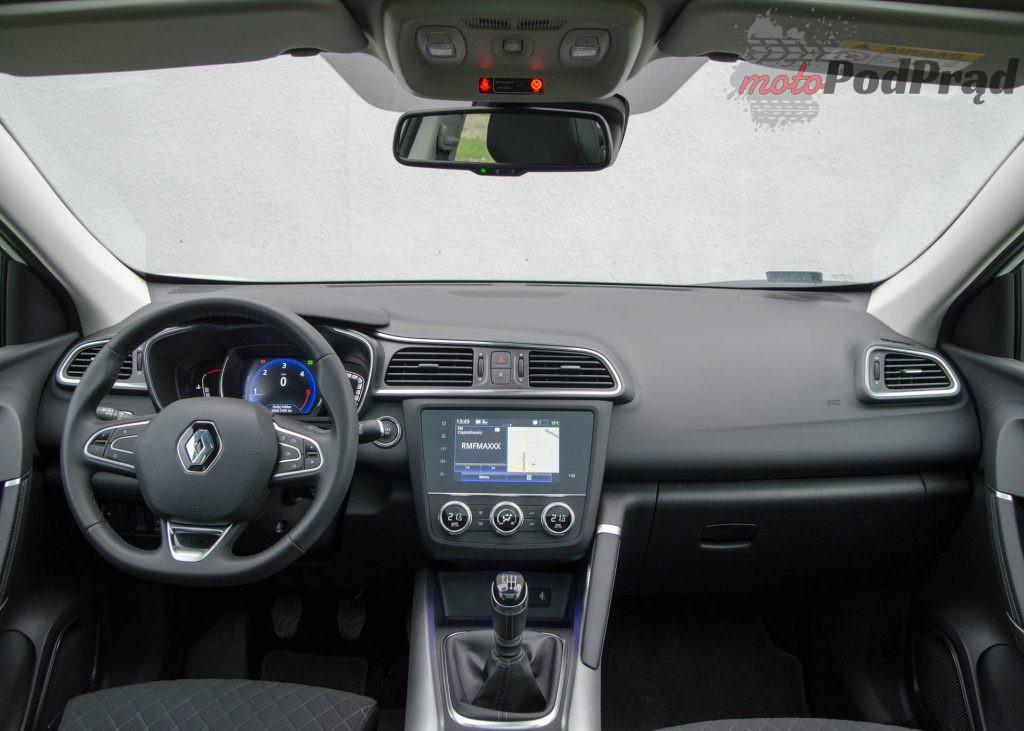 Renault Kadjar 9 1024x731 Test: Renault Kadjar Intense   małe/wielkie zmiany