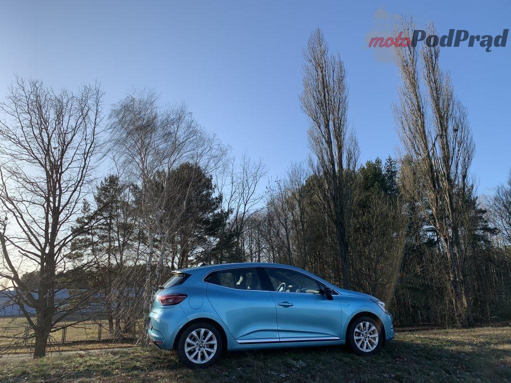 Renault Clio 17 1024x768 Test: Renault Clio   jak piątką strzelić w 10?!