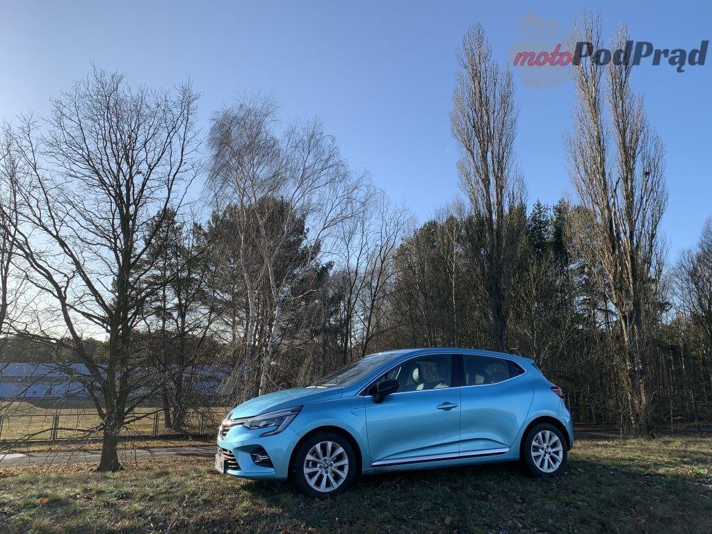 Renault Clio 18 1024x768 Test: Renault Clio   jak piątką strzelić w 10?!