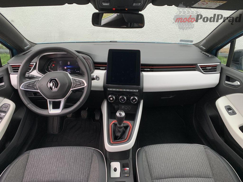 Renault Clio 29 1024x768 Test: Renault Clio   jak piątką strzelić w 10?!