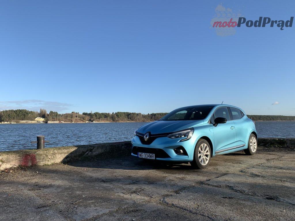 Renault Clio 8 1024x768 Test: Renault Clio   jak piątką strzelić w 10?!