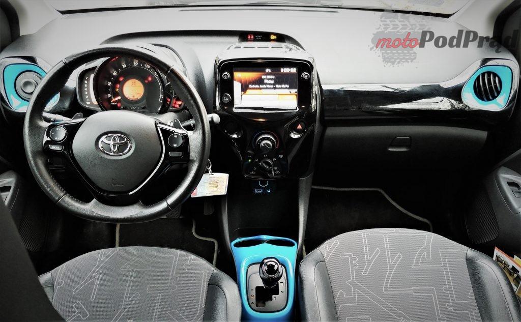 Toyota Aygo 27 1024x633 Odkryj z nami auto   Toyota Aygo