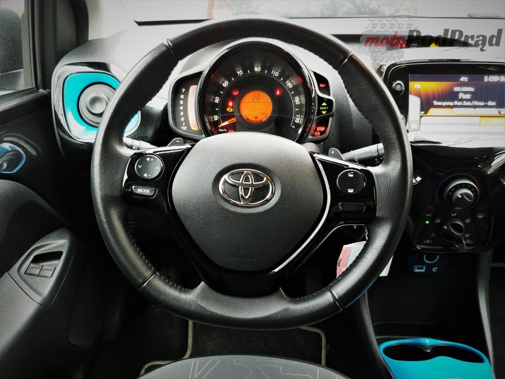 Toyota Aygo 28 1024x768 Odkryj z nami auto   Toyota Aygo
