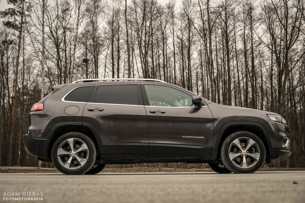 jeep 18 1024x683 Test: Jeep Cherokee 2.2 MultiJet 200 KM 4x4 Limited   makaroniarz