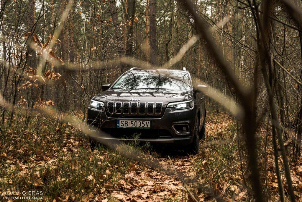 jeep 22 1024x683 Test: Jeep Cherokee 2.2 MultiJet 200 KM 4x4 Limited   makaroniarz