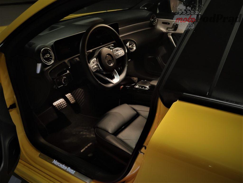 10 2 1024x771 Test: Mercedes CLA Shooting Brake   kombi inaczej