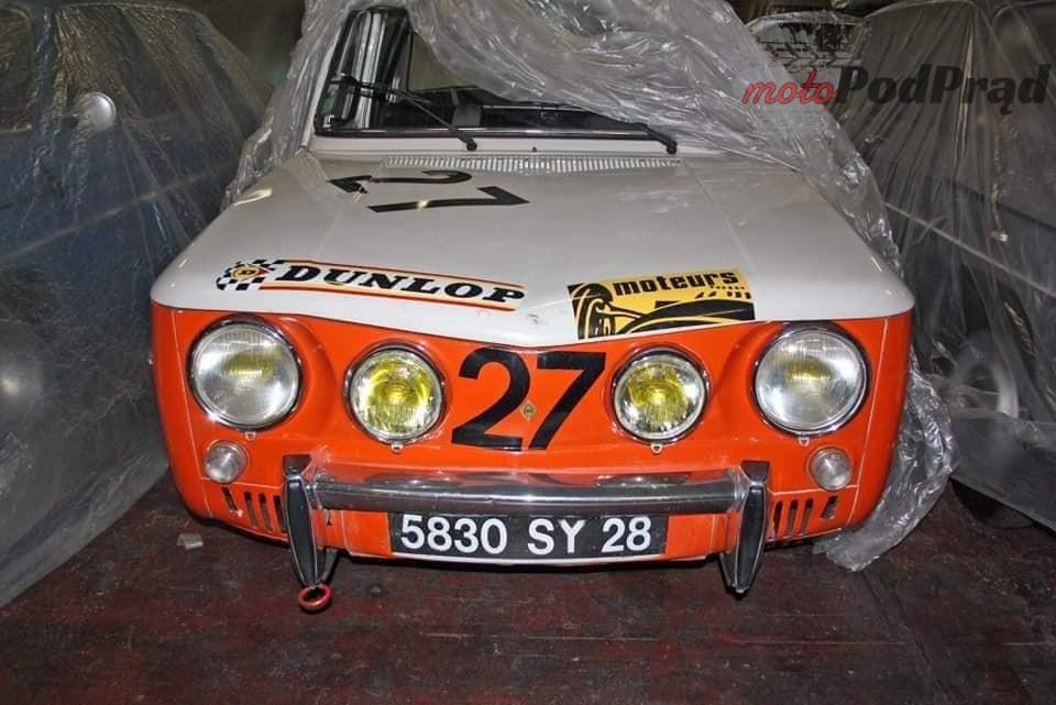 11 3 Tajemniczy garaż zabytkowych Renault